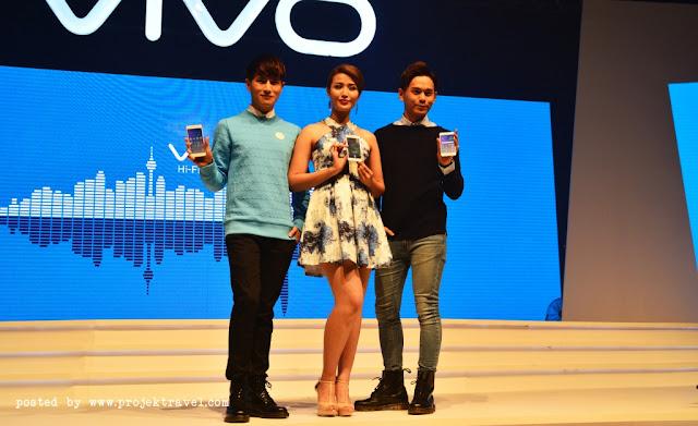 Duta Vivo Malaysia- Soo Winci, Fuying dan Sam