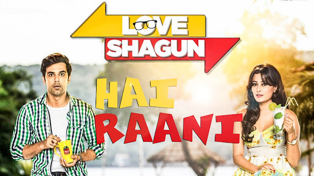 HAIRAANI Lyrics Guitar Chords, Hindi song from the movie LOVE SHAGUN