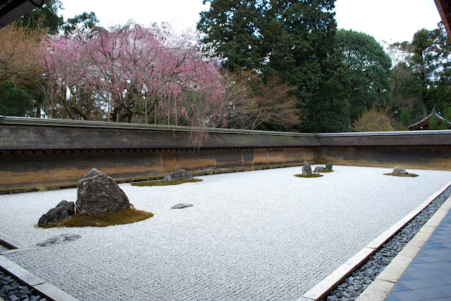 Ryoan-ji in Kyoto
