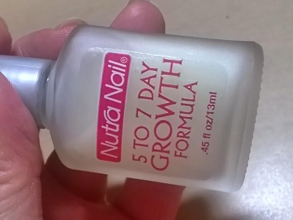 Ten Penny Nails: EEK! Naked Nails