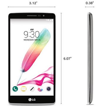 Harga Dan spesifikasi LG G Stylo / LG G4 Stylus