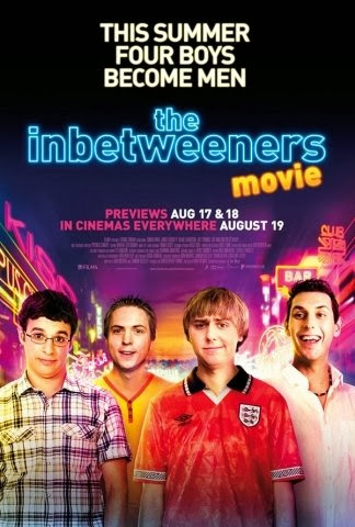 The Inbetweeners 2011