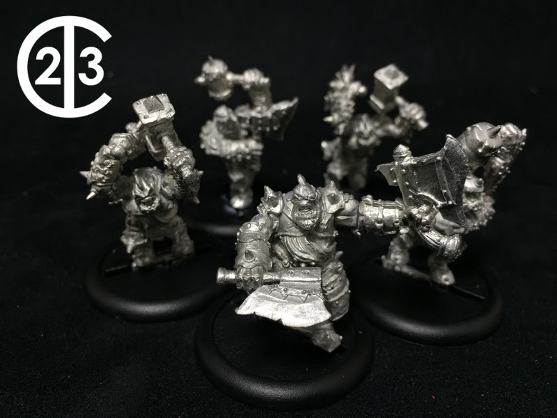 Trollkin Champions Trollbloods Unitphoto