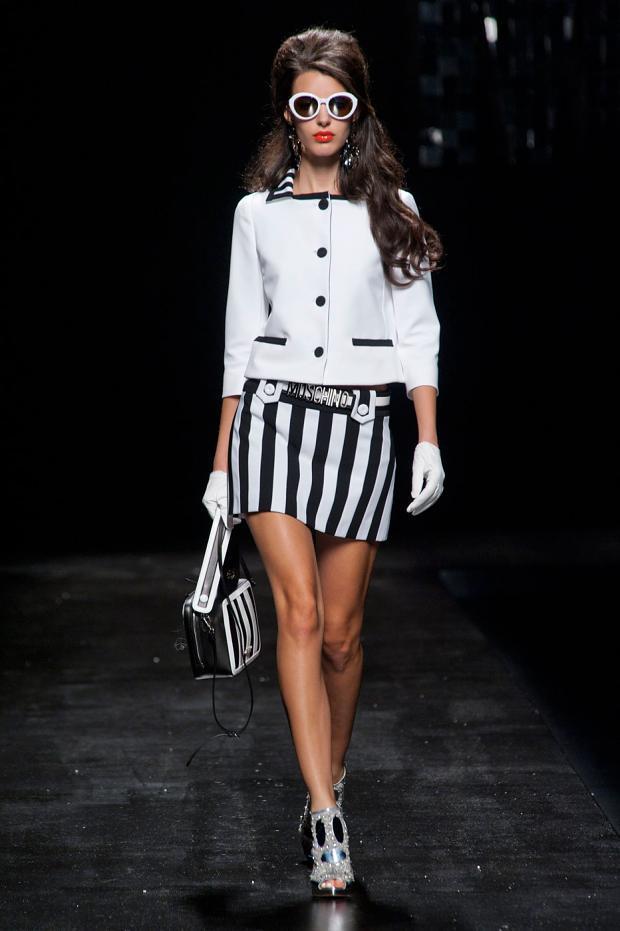 Черно Белая Одежда