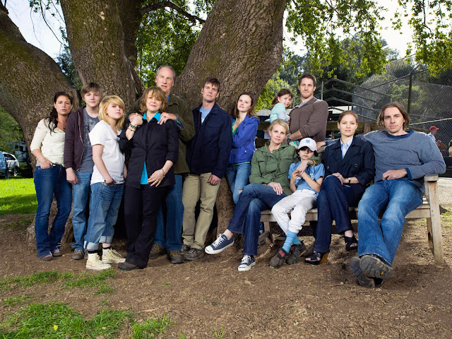 Parenthood, Miles Heizer, Mae Whitman