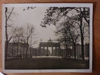 Pariser Platz, historische Aufnahme