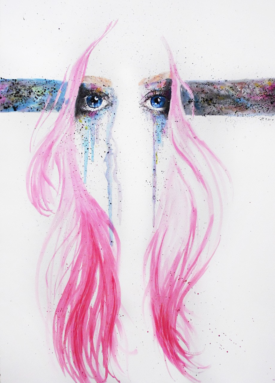 05-Andrea-Wéber-aka-Mandy-Candy-Paintings-A-Mirror-to-the-Artist-s-Emotions-www-designstack-co