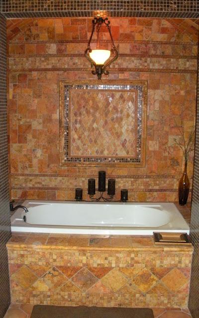 Baños Diseno Rustico:bano-rustico-toscano