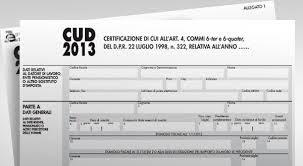 CUD 2013 INPS e INPDAP: Istruzioni per ottenerlo online