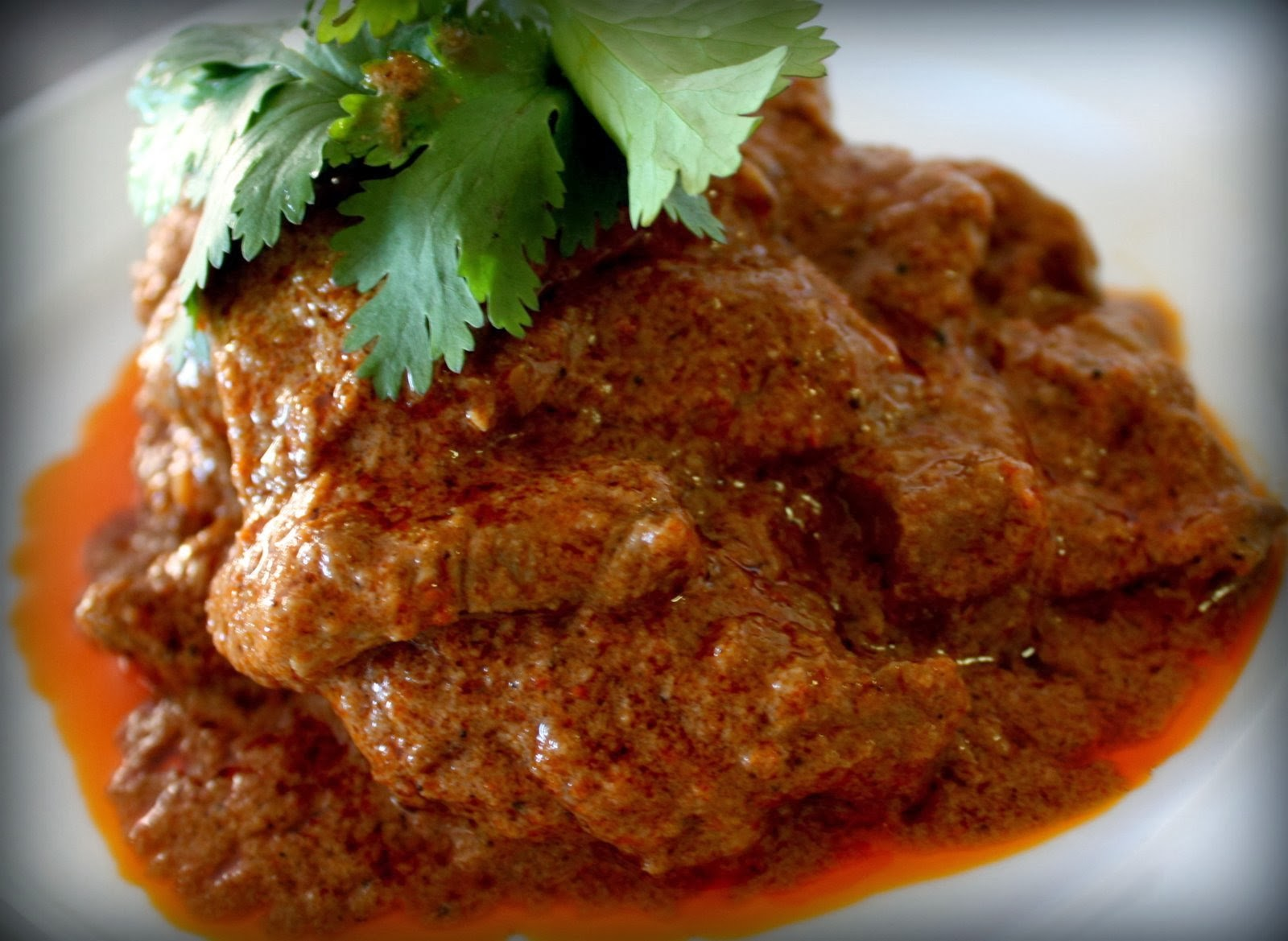 resep rendang daging sapi pedas