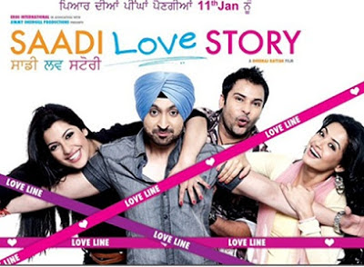 Saadi Love Story Title Track Lyrics