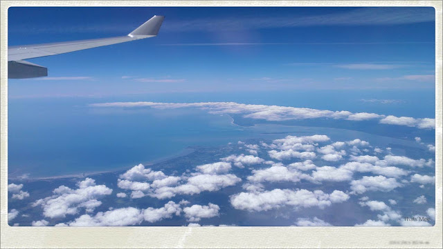 Australie vue du ciel sunshine coast Brisbane