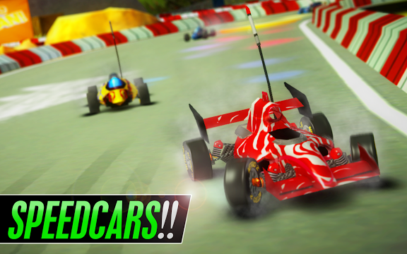 Touch Racing 2 Gameplay