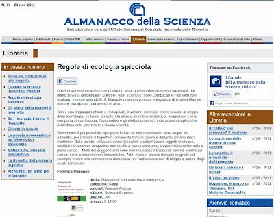 Almanacco Scienza CNR