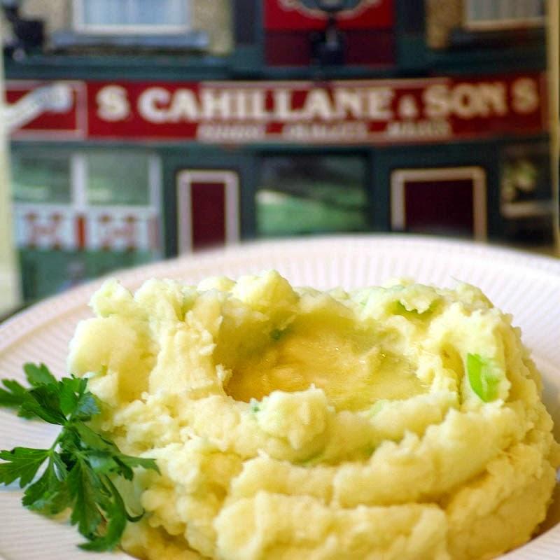 Champ - Irish Mashed Potatoes
