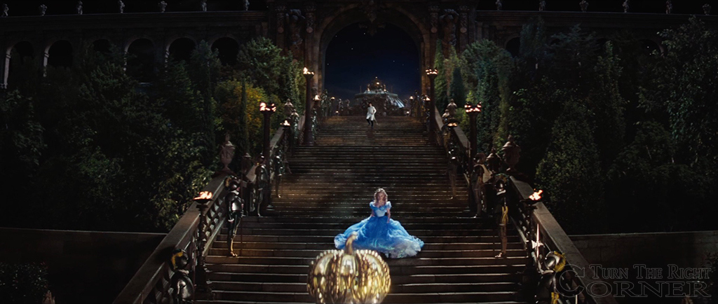 "Once Upon A Blog...: A Wish for ""Cinderella"" (A Review of ... Cinderella Running Away From The Ball"