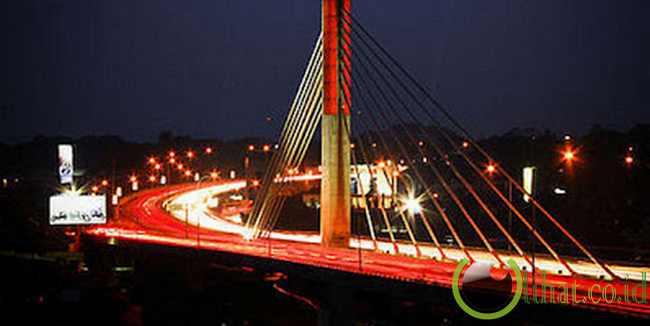 Jembatan Pasupati - Bandung
