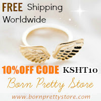 Get 10% Off At BornPretty