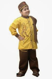 Model baju anak laki-laki dannis terbaru
