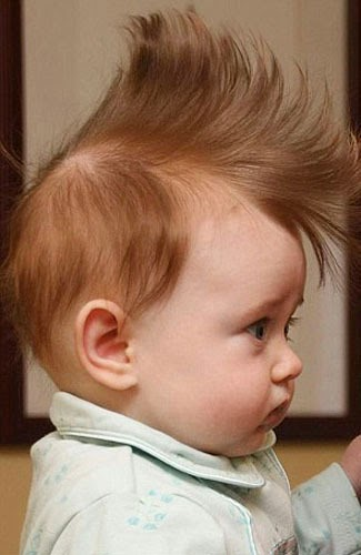Gaya Rambut Bayi