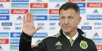 Entrenador Juan Carlos Osorio parte1