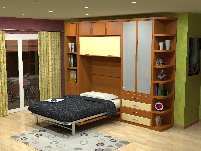Camas abatibles en madrid camas abatibles toledo for Mueble cama abatible vertical matrimonio