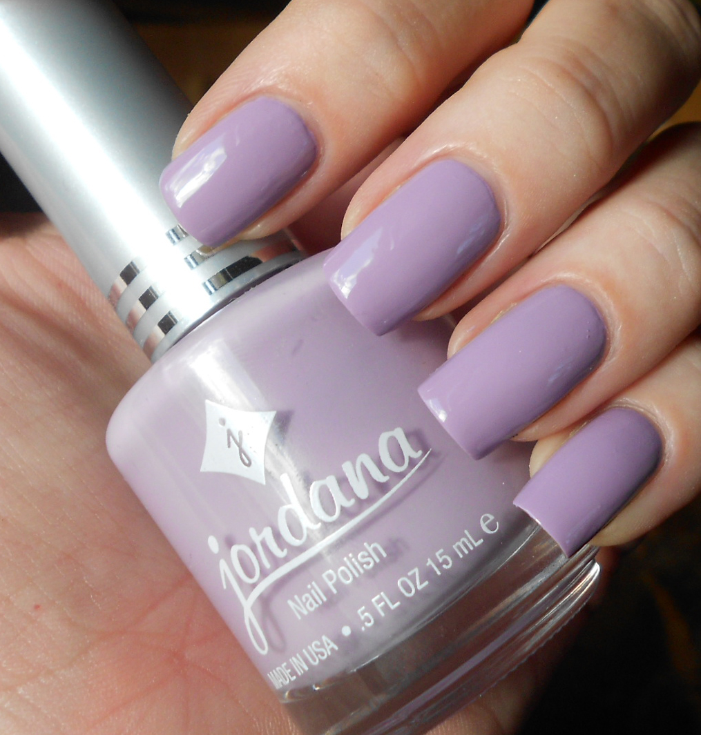 The Sugar Cube: Jordana - Brand Review and Polish Swatches
