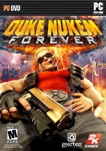 Duke Nukem Forever-Razor1911 For Pc