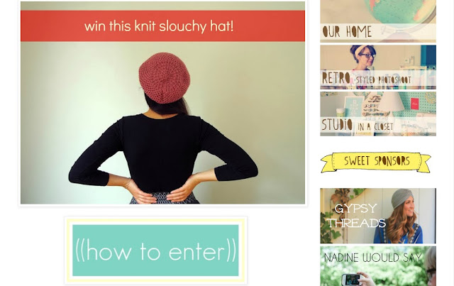 http://www.ohsweetjoy.com/2013/11/handmade-slouchy-beanie-giveaway.html