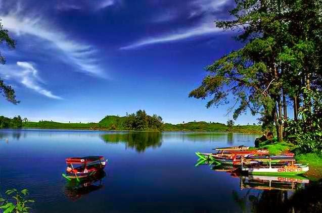 danau cinta