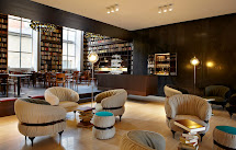 Library Lounge B2 Boutique Hotel Zurich Book Patrol