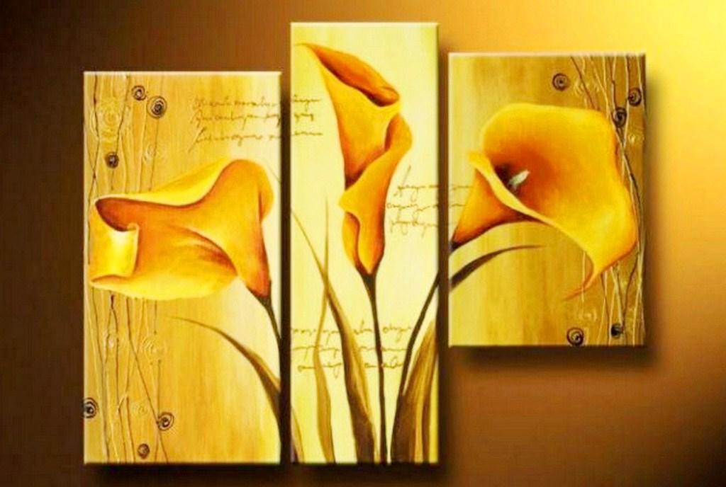 Pinturas cuadros lienzos cuadros f ciles de pintar en leo - Cuadros modernos faciles de pintar ...