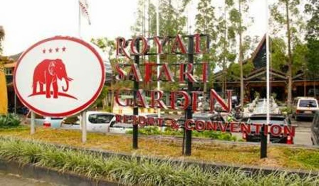 Safari Garden Resort Tempat Penginapan Sekaligus Tempat Berelaksasi Bergengsi di Kawasan Puncak