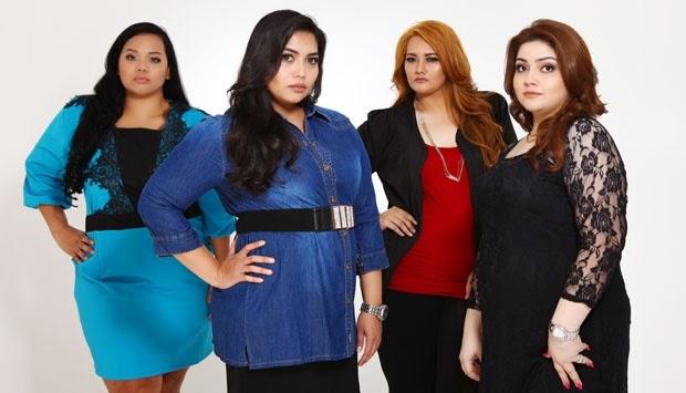 5 Tren Fashion yang Wajib dihindari Wanita Gemuk