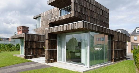 Casas ecologicas casas ecologicas welpeloo un ejemplo de construcci n sostenible - Construccion de casas ecologicas ...