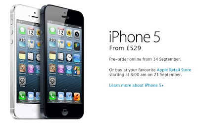 Unlocked iPhone 5 Price