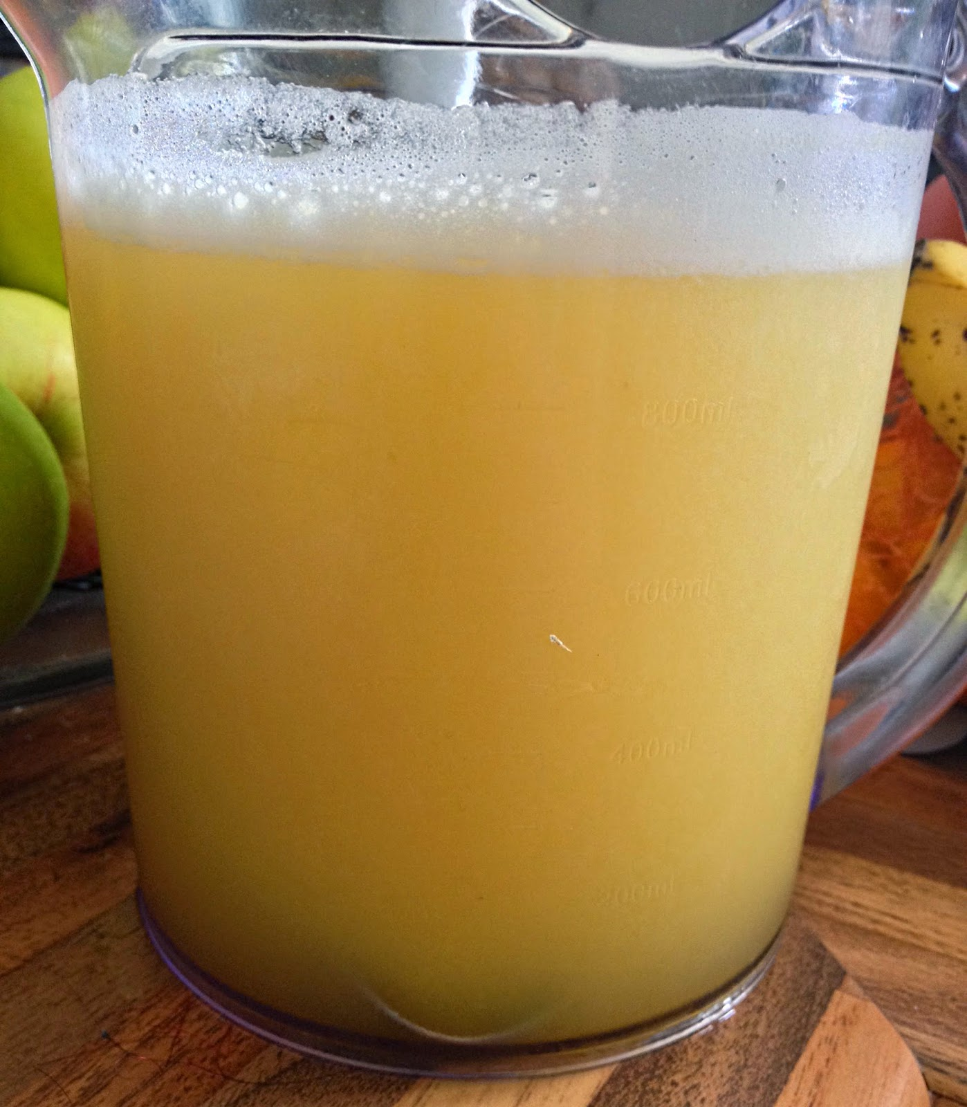 ThatRedheadSaid : fresh pineapple juice with VitaCoco coconut water