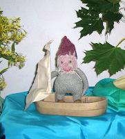 Kindergarten Puppenspiel Zwerge Monatsfeier