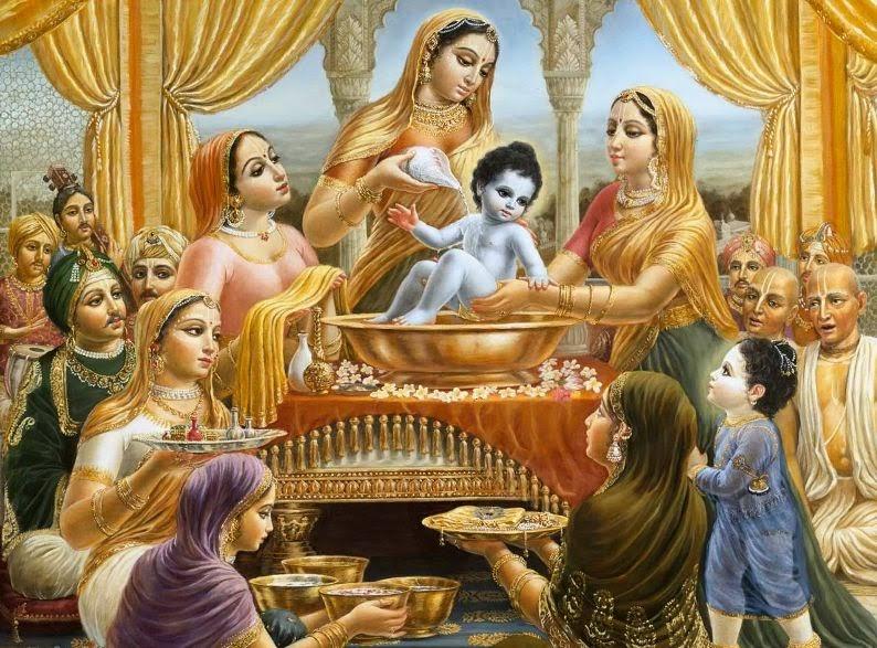 Krishna - Braj Jan Ranjan