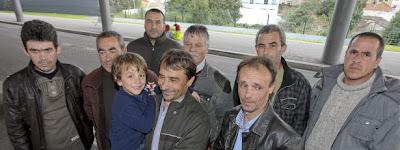 Emigrantes Portugueses esfaqueados em Berlim