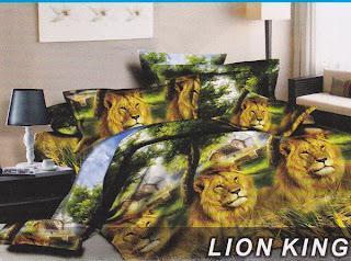 Sprei Fata Lion King