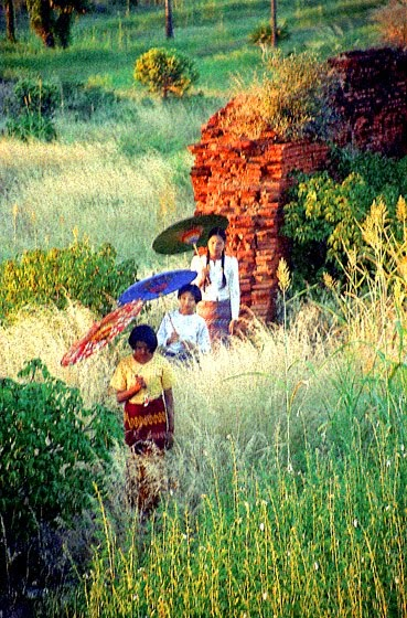 Bagan Beauties of Today