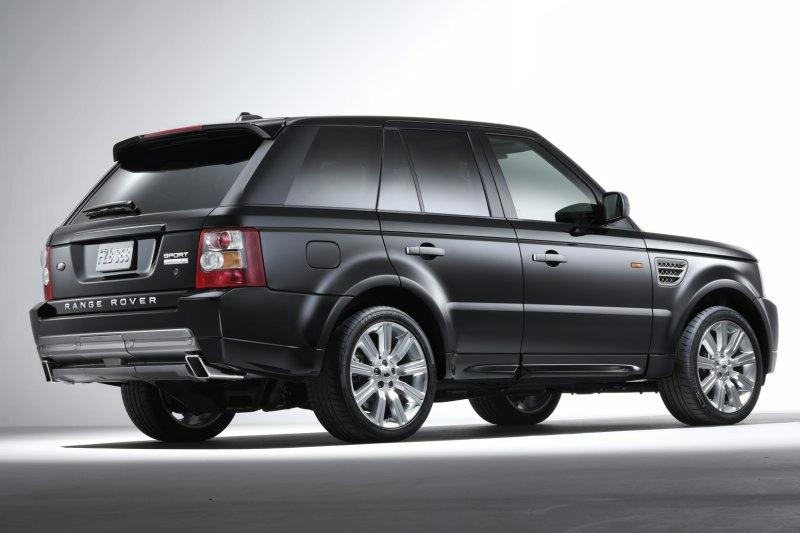 Range Rover Interor >> Not for the mass: 2012 Range Rover Sport