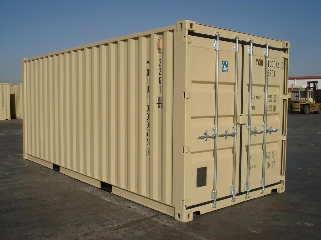 Multiple chemical survivor my real dream houses part two for Tall shipping container