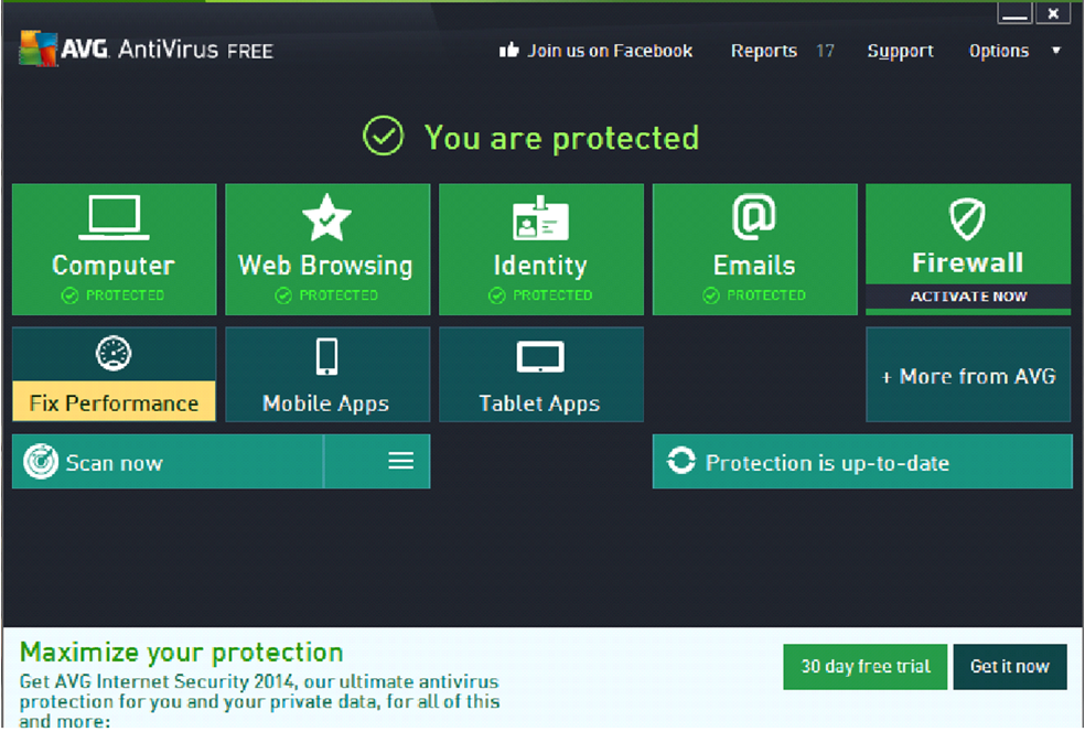 Avast PC Protection