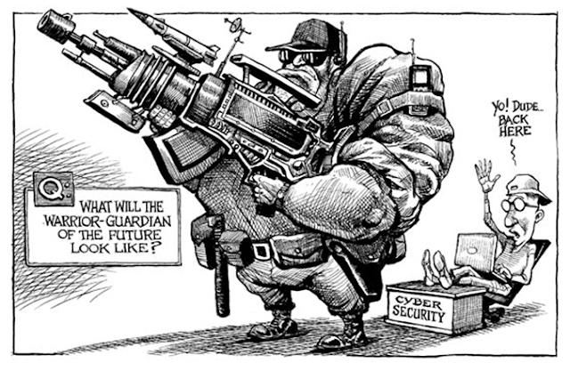 Diprediksi Ancaman Keamanan Nasional Mengalami Pergeseran