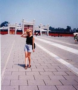 PRIMER VIAJE A CHINA
