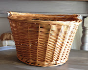 Florida Beach Chic: Bicycle Basket ReDo