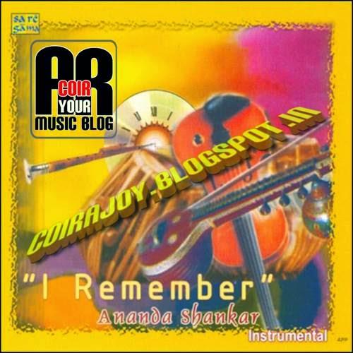Ananda Shankar I Remember