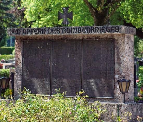 Eastern Cemetery, Innsbruck (Austria)